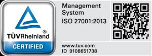 ISMS Certified Logo